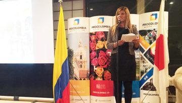 Colombian Night at Ambassador's Residence