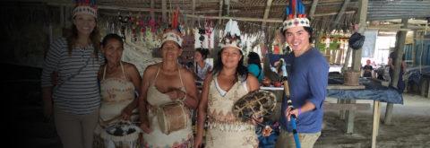 Salvando la selva amazónica y los indígenas