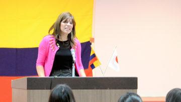 Colombia x Japón: Sea global ~ Para tener éxito como ciudadano global ~
