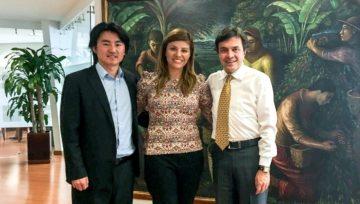 Dialogando con el CEO de la Federación Nacional de Cafeteros (FNC)