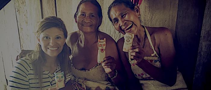 Salvando a la Selva Amazónica y a los Indígenas