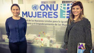 Dialogando con ONU Mujeres Colombia en Bogotá